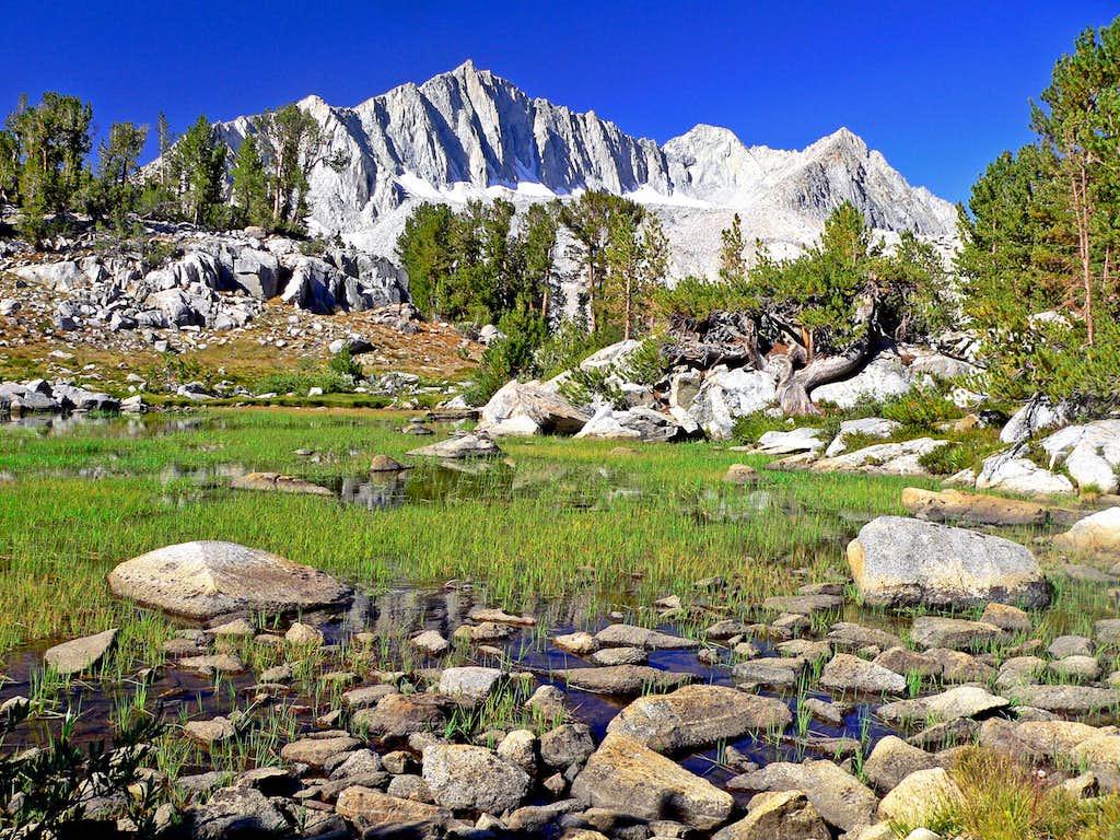 Mt. Goode, John Muir Wilderness