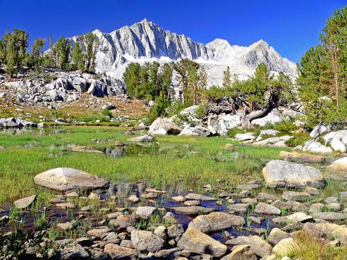 Mt. Goode, John Muir Wilderness