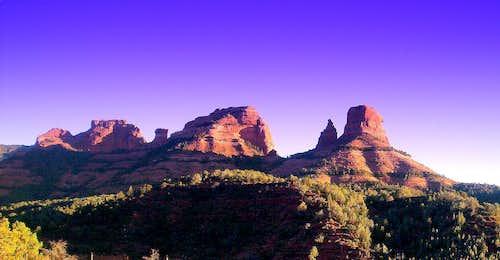Mitten Ridge Wonders