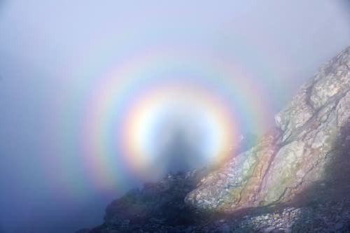 Aura - A Brocken Spectre on the Loose