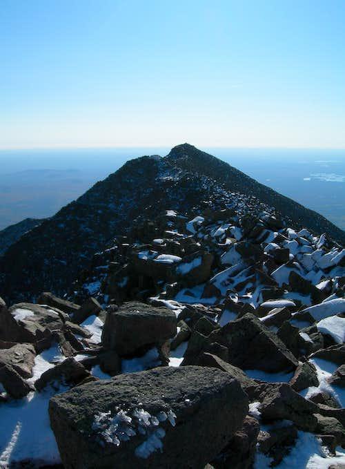 south peak