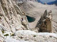 Mt Whitney East Face 8/08