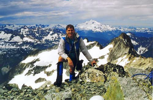 Me at the summit. You can...