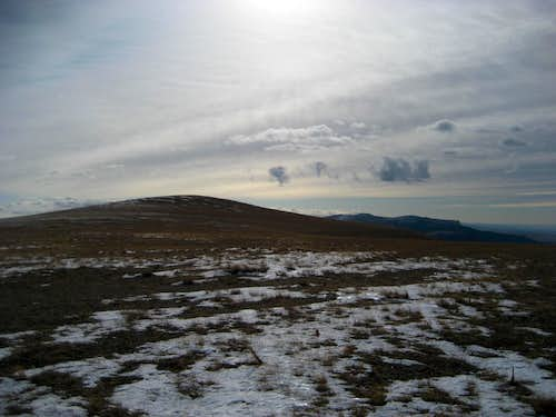 Plateau on Bald Mountain
