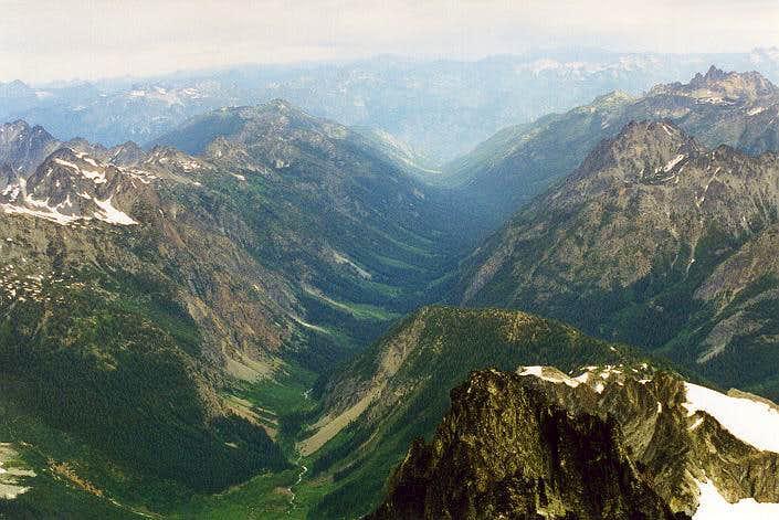 u shaped valley - photo #25