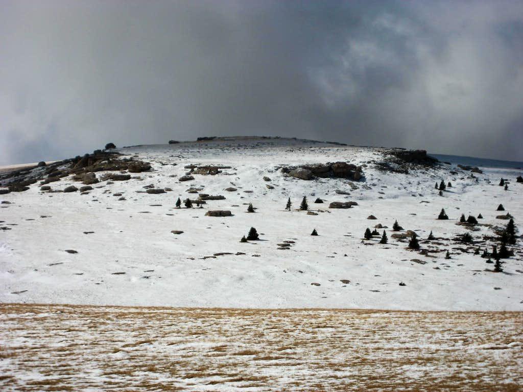 Hunt Mount Approach