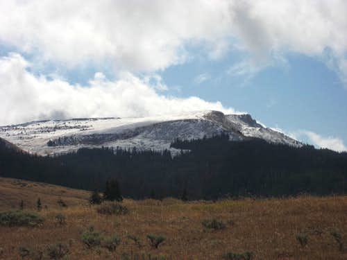 Hunt Mountain