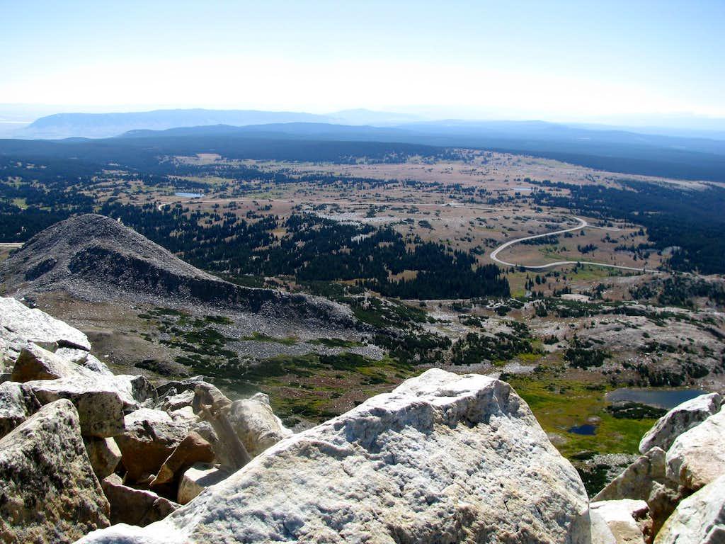 View Northeast