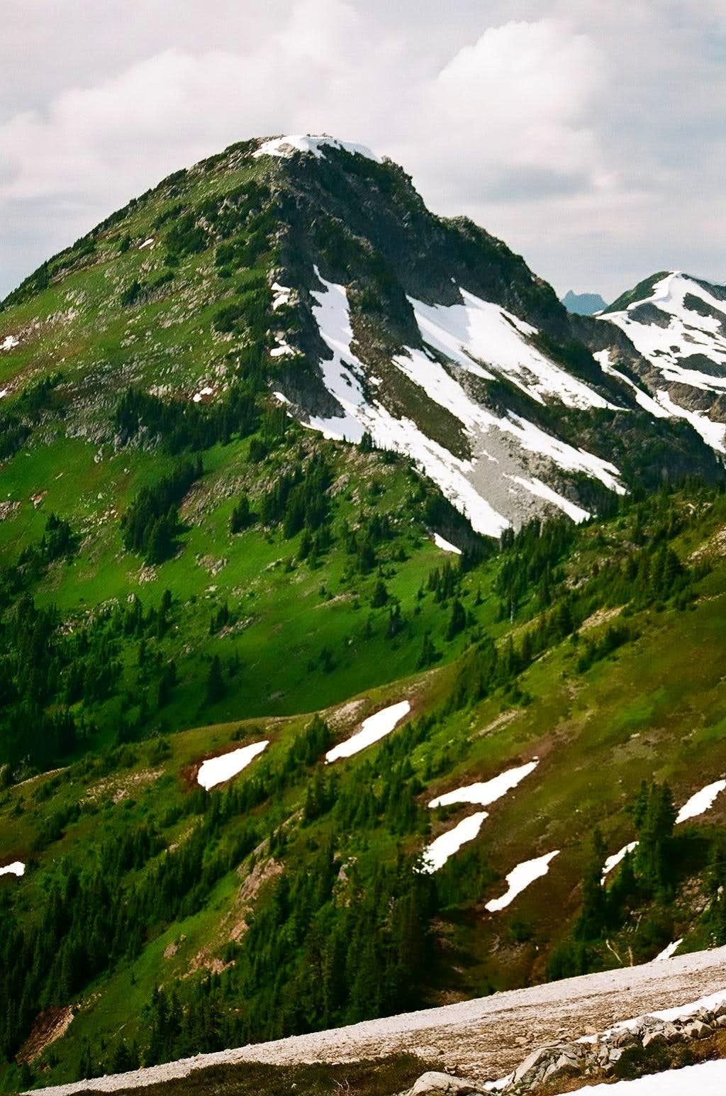 Granit Mountain
