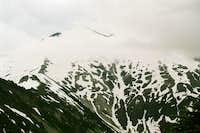 Ruth Peak from Hannegan Peak.