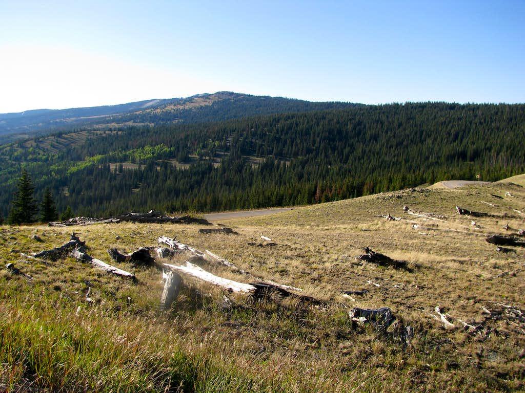 Bridger Peak