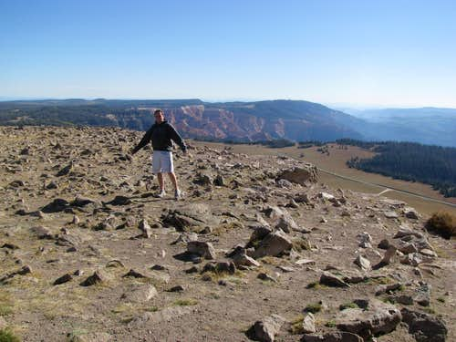 Sean and Cedar Breaks