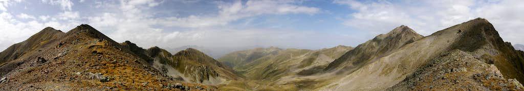 Nauderer Berge