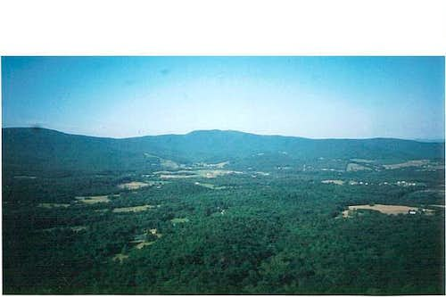 View from Skyline Drive, from...