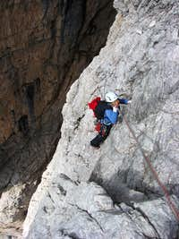 Tofana di Rozes - Second Buttress