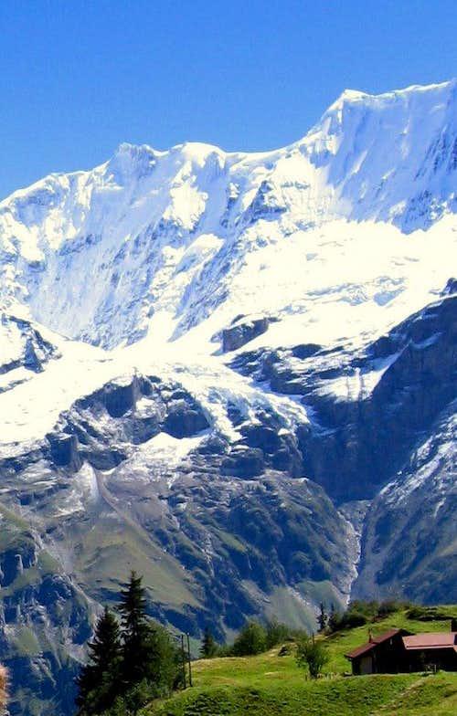 Gletscherhorn & Ebenefluh