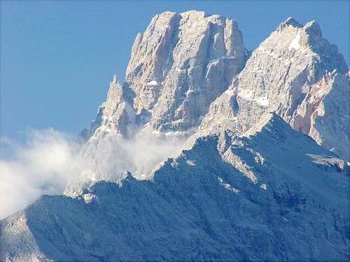 Monte Cristallo seen from...