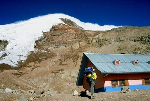 Chimborazo and the begin of...