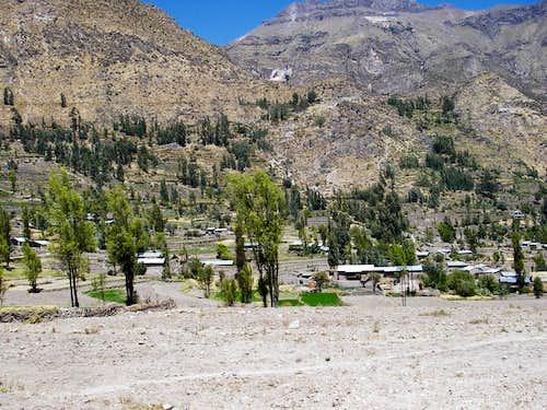 Village of Cahuana