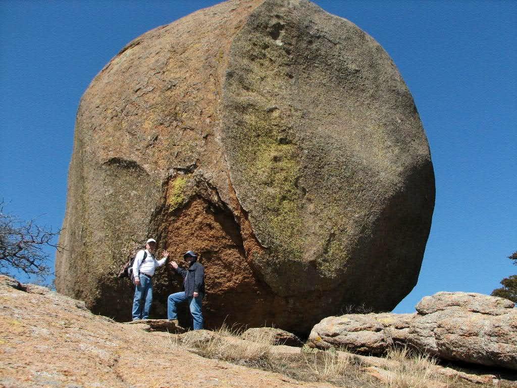 Monolith Boulder