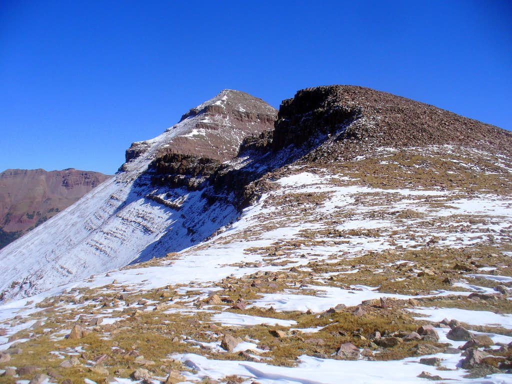 East Lovenia Ridge