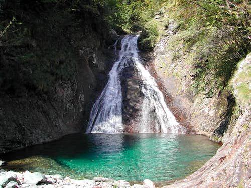 River of Valle Aperta
