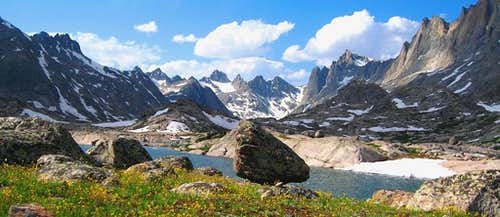 Wind River Range Traverse