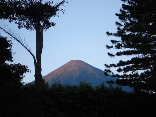 Volcan Atitlan - Guatemala