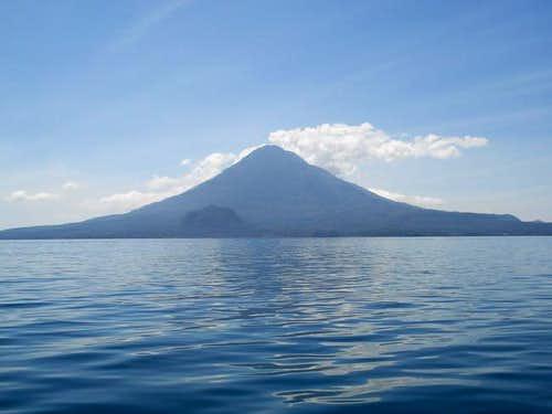 Volcan Toliman - Guatemala