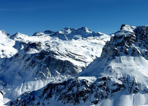Pte du Montet (3488m)