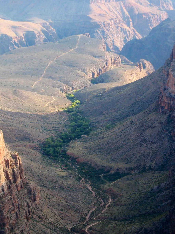 Bright Angel Trail/Plateau Point