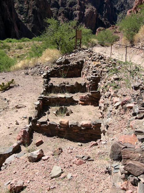 Anasazi Ruins-Phantom Ranch