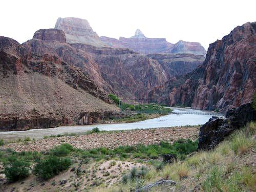 Colorado River-River Trail