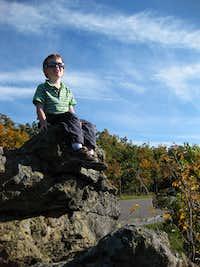 Bouldering for Kids