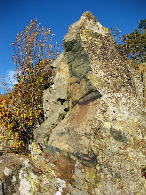 Virginia's Matterhorn?