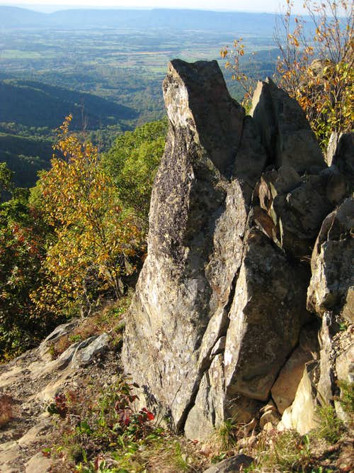 Franklin Cliffs Outcrop