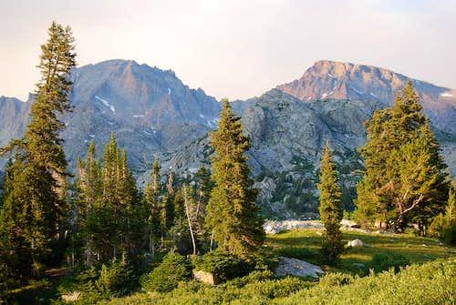 Fremont & Jackson Peaks