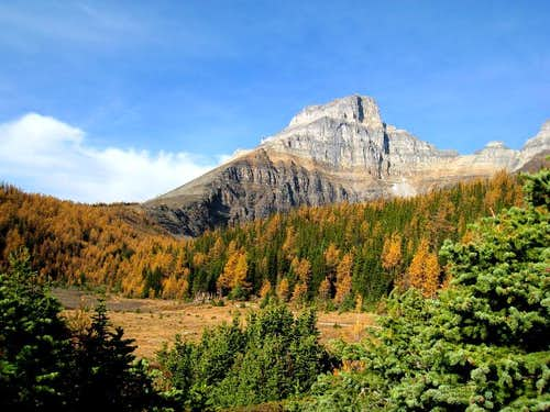 close to Larch valley 2