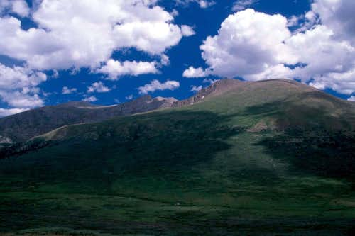 Mt. Bierstadt Colorado