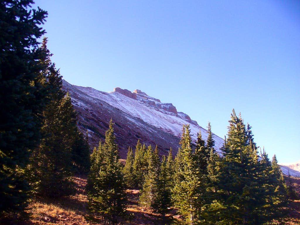 NE Ridge of East Lovenia