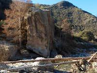 Mentone Boulder