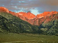 Mt. Whitney,  Alabama Hills