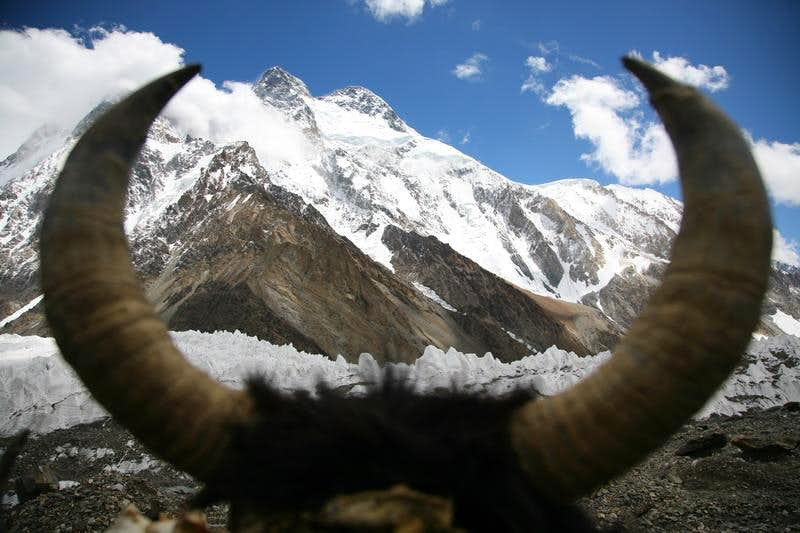 Broad Peak (8051-m), Karakoram, Pakistan