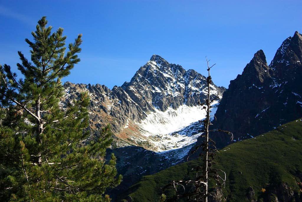 Kolovy Stit - High Tatras