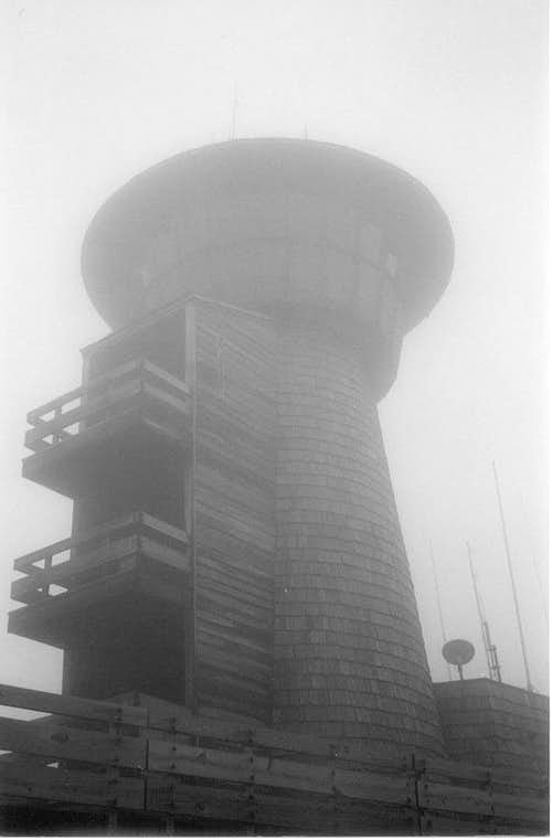 Brasstown Bald -- The Observation Tower (2003)