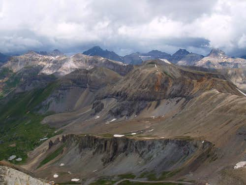 The Sneffels Range