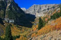 Roberts Horn, Wasatch, Utah