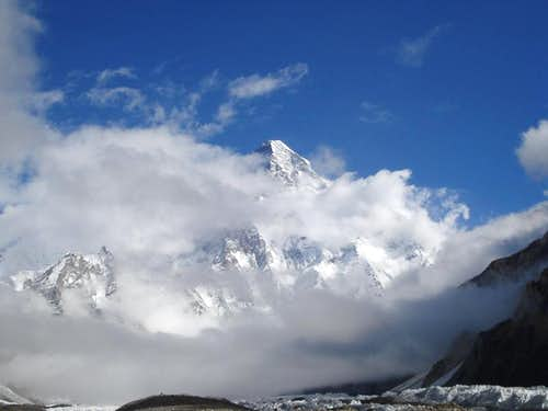 K2 (8611-M), Summer 2008