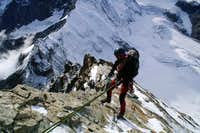 AAbseiling from Matterhorn