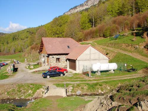 Refugio de Linza
